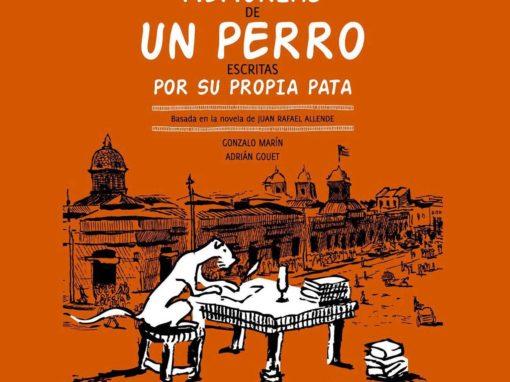 """""""MEMORIAS DE UN PERRO ESCRITAS POR SU PROPIA PATA"""""""